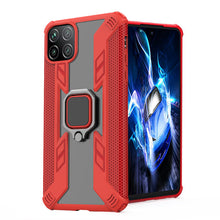 Load image into Gallery viewer, Warrior Style Magnetic Ring Kickstand Phone Cover For Huawei P40 Lite
