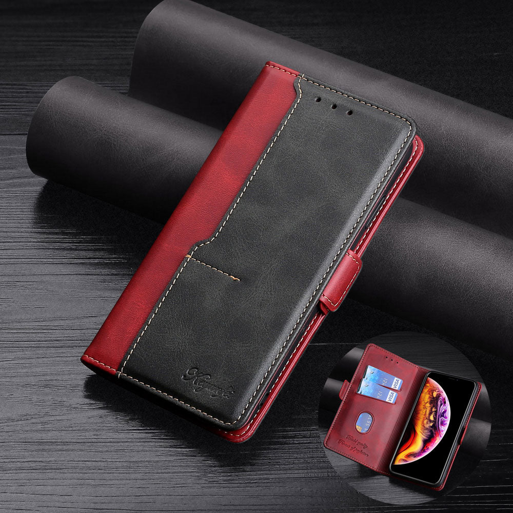 New Leather Wallet Flip Magnet Cover Case For MOTO G8/G8Plus/G8Play/G8Power Lite