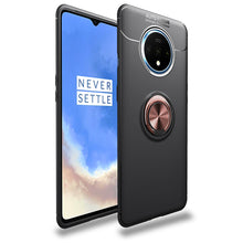 Load image into Gallery viewer, Car Holder Stand Magnetic Bracket Case Finger Ring TPU Case For OnePlus 7T