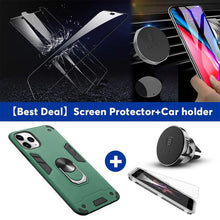 Load image into Gallery viewer, 2020 All New 4-in-1 Special Armor Phone Case For iPhone 11