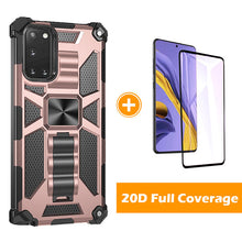 Load image into Gallery viewer, 2021 ALL New Luxury Armor Shockproof With Kickstand For Samsung Note20