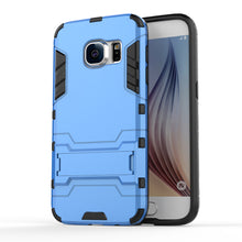Load image into Gallery viewer, 2020 New Shockproof Special Armor Bracket Phone Case For Samaung S7 Edge