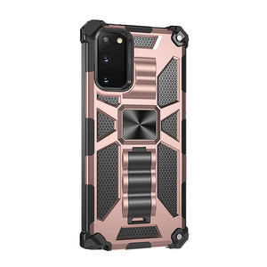 2021 ALL New Luxury Armor Shockproof With Kickstand For SAMSUNG S20