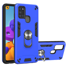 Load image into Gallery viewer, All New 4-in-1 Special Armor Ring Kickstand Case For Samsung A21S