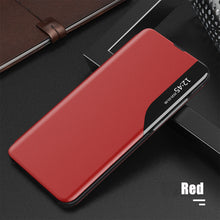 Load image into Gallery viewer, Luxury Smart Window Magnetic Flip Leather Case For Samsung S Series
