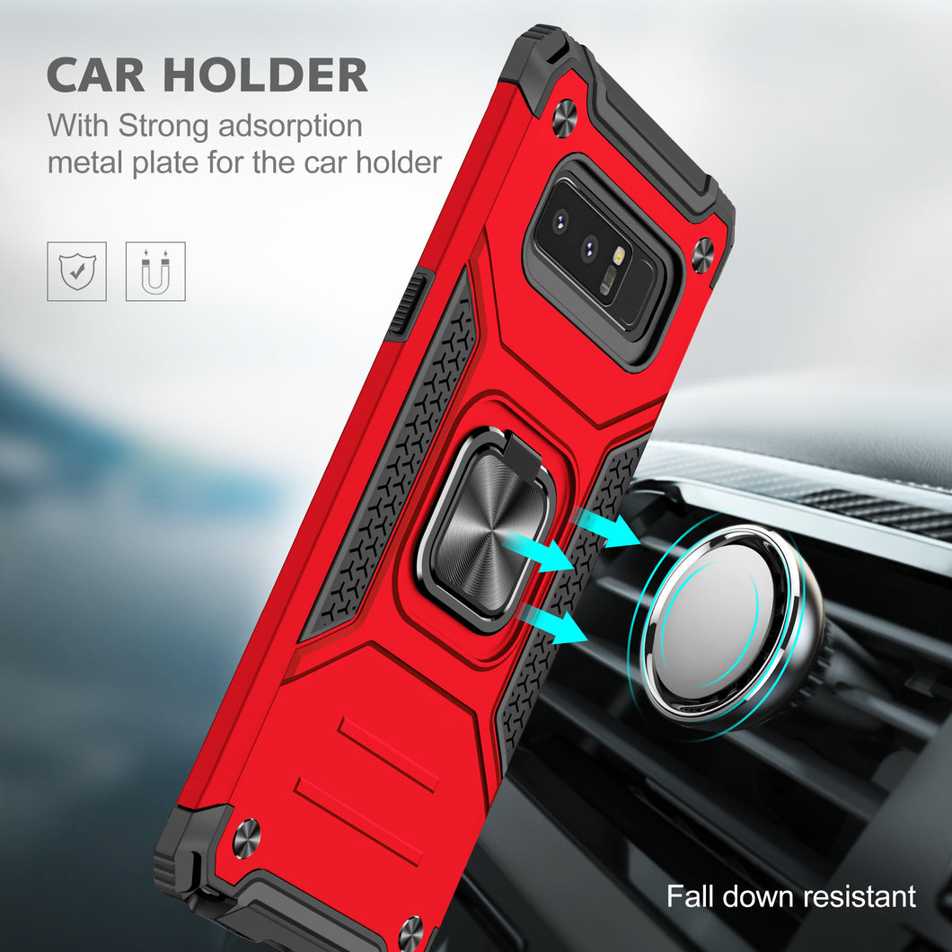 2021 Vehicle-mounted Shockproof Armor Phone Case  For SAMSUNG NOTE 8