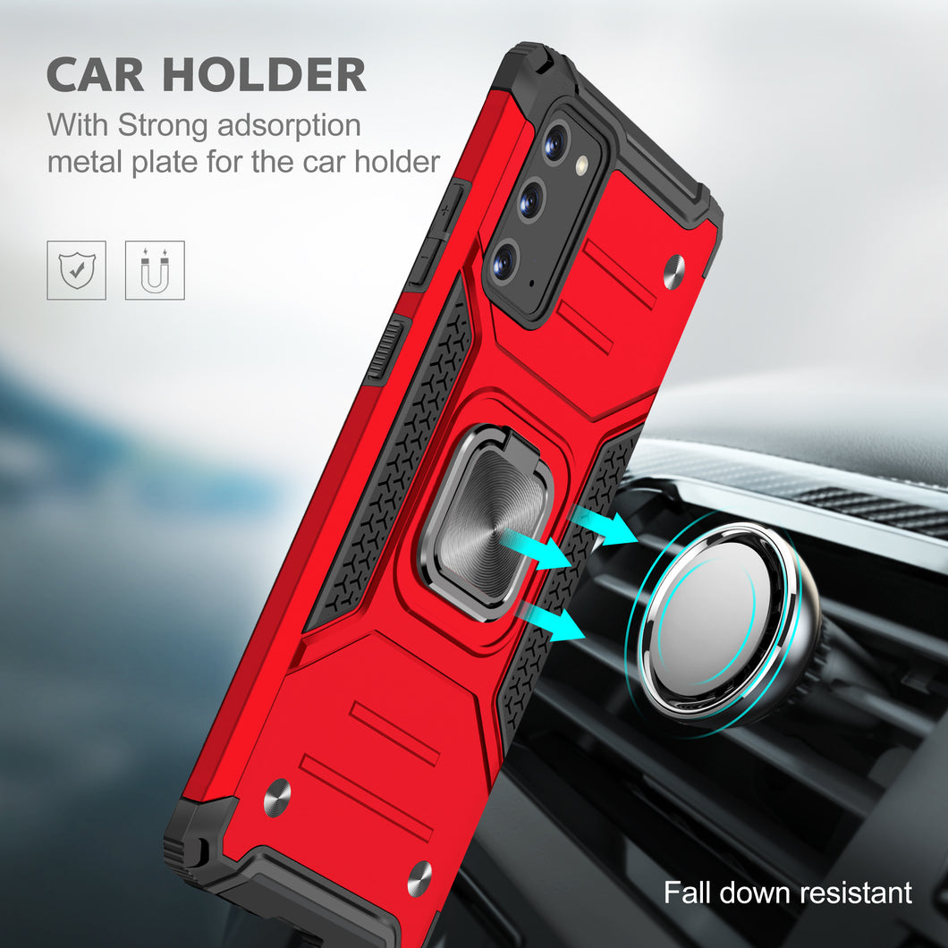 2021 Vehicle-mounted Shockproof Armor Phone Case  For SAMSUNG NOTE20