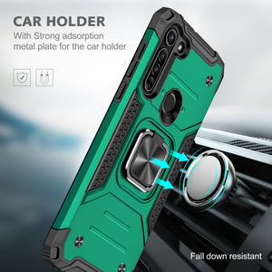2021 Vehicle-mounted Shockproof Armor Phone Case  For MOTO G8/G8Play/G8Power/G8Power Lite