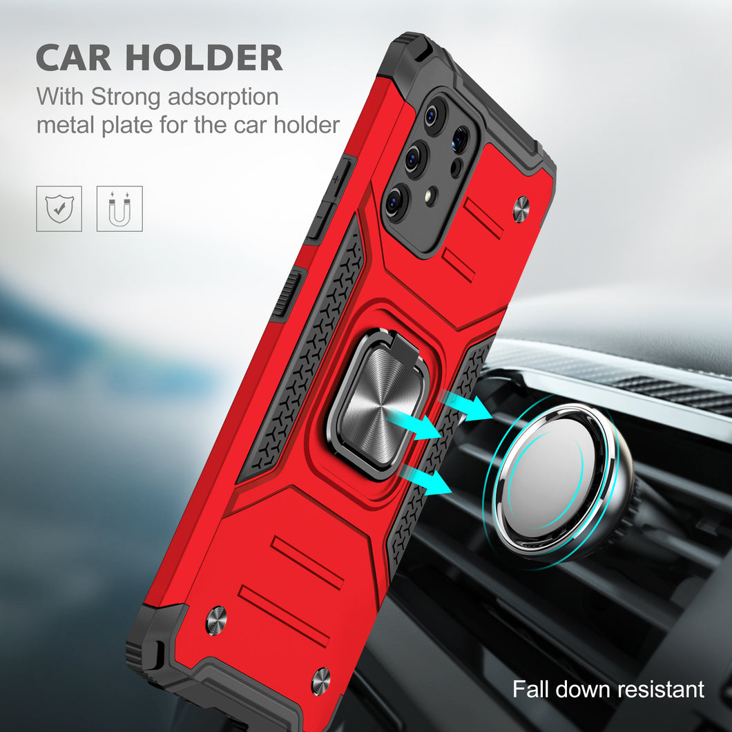 2021 Vehicle-mounted Shockproof Armor Phone Case  For SAMSUNG S10 Lite