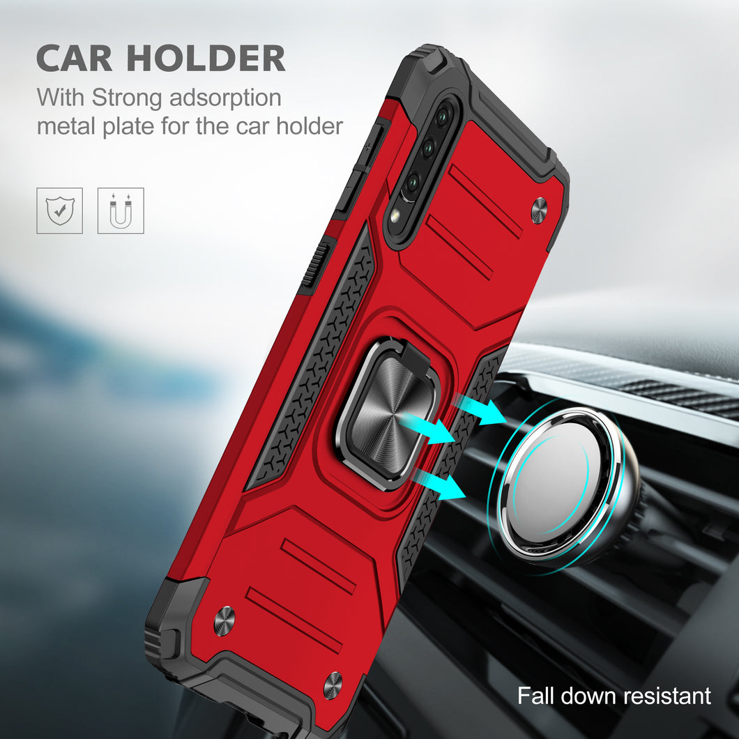 2021 Vehicle-mounted Shockproof Armor Phone Case  For SAMSUNG A30S