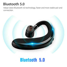 Load image into Gallery viewer, New Long Battery Life V5.0 Bluetooth Earphone