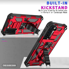 Load image into Gallery viewer, 2021 ALL New Luxury Armor Shockproof With Kickstand For SAMSUNG S21