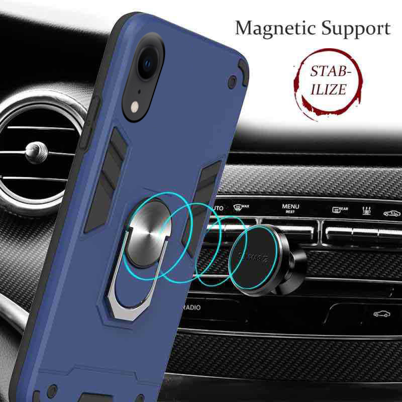 2020 All New 4-in-1 Special Armor Phone Case For iPhone XS max