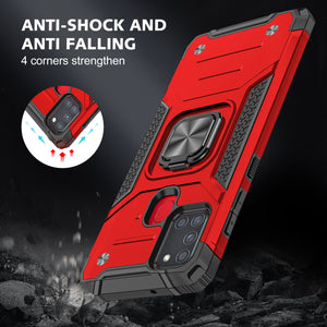 2021 Vehicle-mounted Shockproof Armor Phone Case  For SAMSUNG A21S