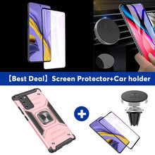 Load image into Gallery viewer, 2021 Vehicle-mounted Shockproof Armor Phone Case  For SAMSUNG NOTE20