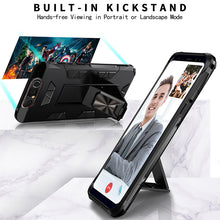 Load image into Gallery viewer, 2020 Luxury Magnet Kickstand Car Holder Ring Phone Case For SAMSUNG A80