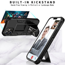 Load image into Gallery viewer, 【NEW IN】2021 Luxury Magnet Kickstand Car Holder Ring iPhone 12 series Case