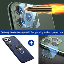 Load image into Gallery viewer, 2020 iPhone 11 Series All New  4-in-1 Special Armor Case With Lens protection