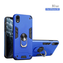 Load image into Gallery viewer, 2020 All New 4-in-1 Special Armor Phone Case For iPhone XR