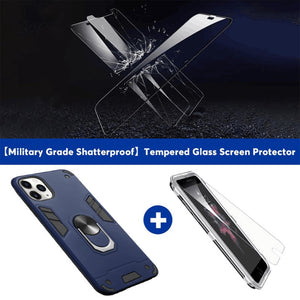 2020 All New 4-in-1 Special Armor Shockproof Phone Case For iPhone 11