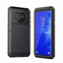 Laden Sie das Bild in den Galerie-Viewer, Luxury Doom Armor Waterproof Metal Aluminium Phone Case for Samsung S9