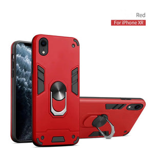 50%OFF&Fast Shipping-All New 4-in-1 Special Armor Case For iPhone XR