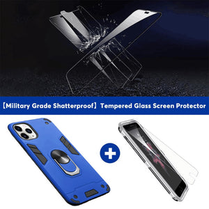 2020 All New 4-in-1 Special Armor Phone Case For iPhone 11