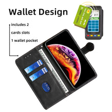 Load image into Gallery viewer, Comfortable Flip Wallet Phone Case For Samsung Galaxy Note9