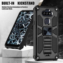 Load image into Gallery viewer, 2021 All New Armor Shockproof With Kickstand For LG K31
