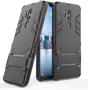 LG G7 thinq 2020 New Armor Armor Support Mobile Case