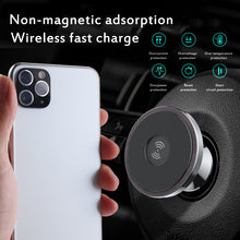Load image into Gallery viewer, Fast Wireless Charging Car Phone Holder