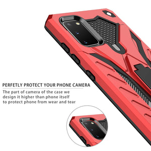 Protective Case With Invisible Stand Function For Samsung