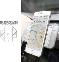 Load image into Gallery viewer, Wireless Charging Car Phone Holder
