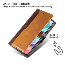 Load image into Gallery viewer, New Leather Wallet Flip Magnet Cover Case For Samsung Galaxy A11