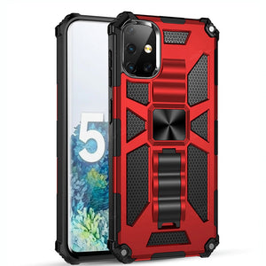 2021 Luxury Armor Shockproof With Kickstand For SAMSUNG A51