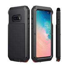 Load image into Gallery viewer, Luxury Doom Armor Waterproof Metal Aluminum Phone Case For Samsung S10E