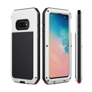 Luxury Doom Armor Waterproof Metal Aluminum Phone Case For Samsung S10E