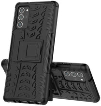 Load image into Gallery viewer, Rubber Hard Armor Cover Case For Samsung Galaxy Note20/Note20 Ultra