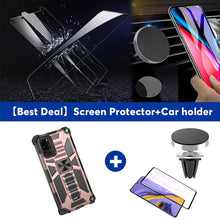 Load image into Gallery viewer, ALL New Luxury Armor Shockproof With Kickstand For SAMSUNG S20 Ultra