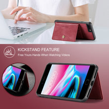 Load image into Gallery viewer, New Magnetic Wallet Phone Case For iPhone 7PLUS / 8PLUS