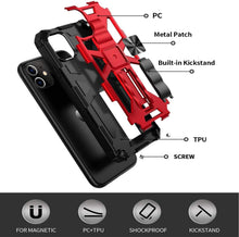 Load image into Gallery viewer, 2021 Luxury Armor Shockproof With Kickstand For SAMSUNG A31