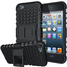 Load image into Gallery viewer, Tire Pattern Armor Shockproof iPod Touch Case
