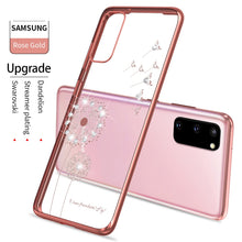 Load image into Gallery viewer, Cute Pattern Soft Silicone Clear Case Cover For Samsung