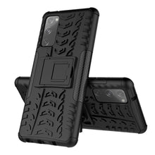 Load image into Gallery viewer, Rubber Hard Armor Cover Case For Samsung
