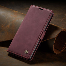 Load image into Gallery viewer, CaseMe Retro Wallet Case For Samsung Note 20 Ultra