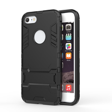 Load image into Gallery viewer, Luxury Armor Soft Shockproof Case for iPhone SE2020
