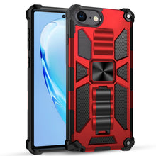 Load image into Gallery viewer, Luxury Armor Shockproof With Kickstand For iPhone 8