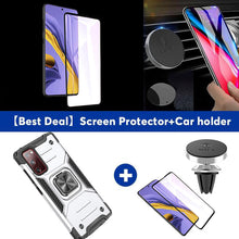 Laden Sie das Bild in den Galerie-Viewer, 2021 Fahrzeugbefestigte Shockproof Armor Phone Case for SAMSUNG S20FE