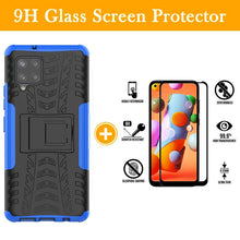 Load image into Gallery viewer, Rubber Hard Armor Cover Case For Samsung Galaxy A42 5G