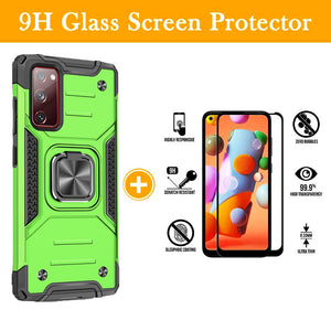 2021 Vehicle-mounted Shockproof Armor Phone Case  For SAMSUNG S20FE